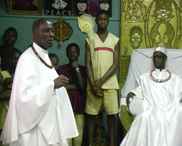 Benin Project – Uriel Orlow